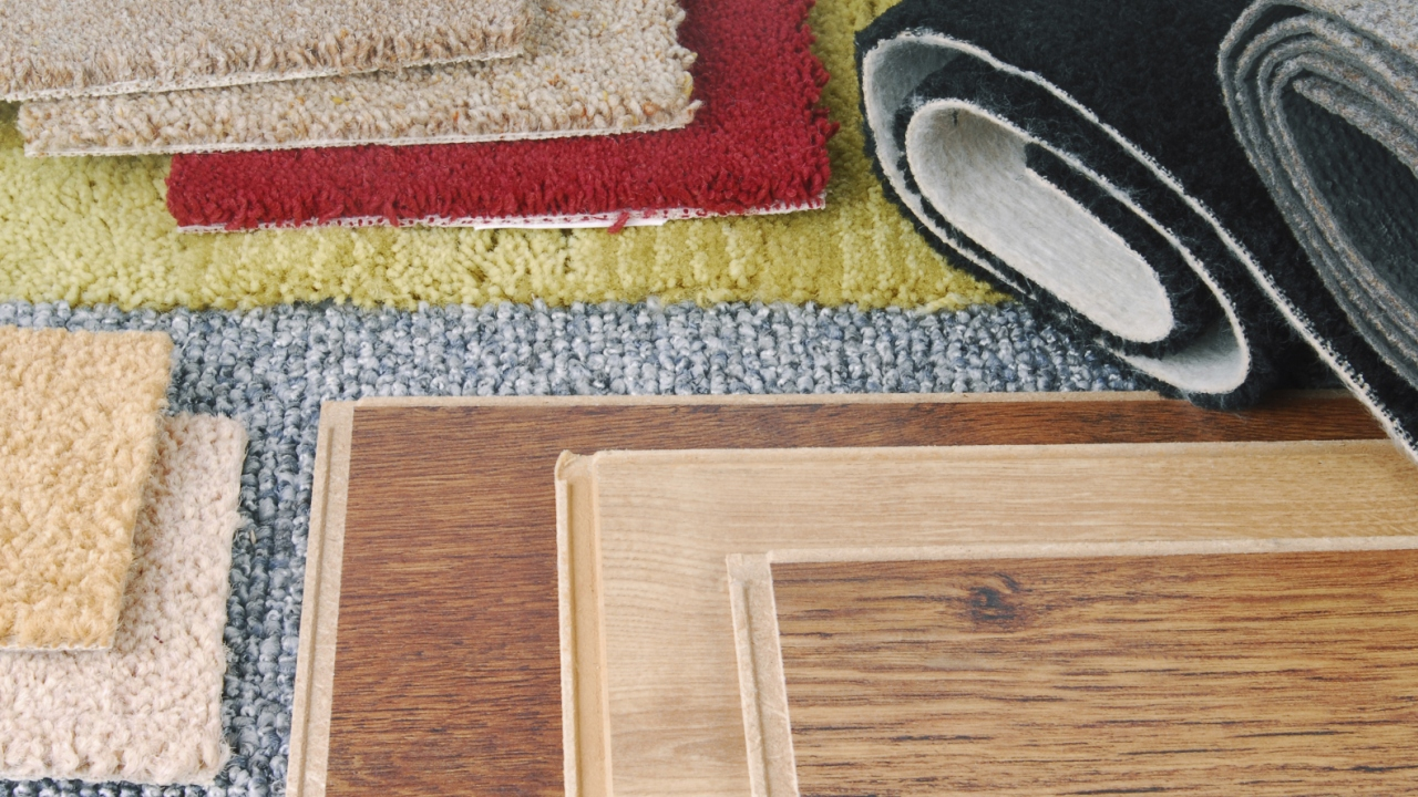 Выбор ковролина для разных помещений