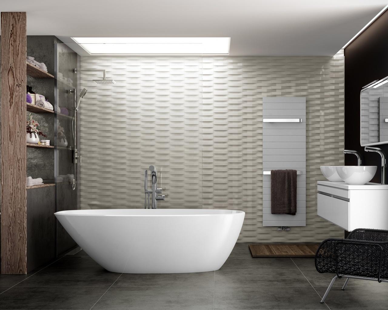 История дизайна ванных комнат