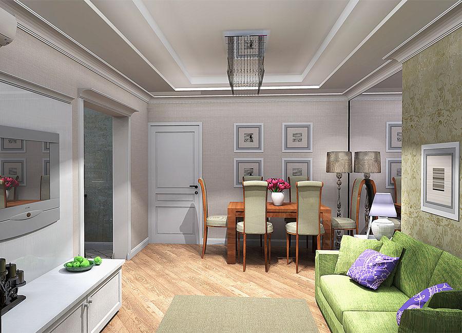 Перепланировка квартир в Павшинской пойме