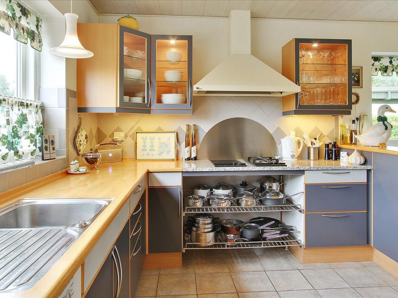 Дизайн маленькой кухни — практические советы