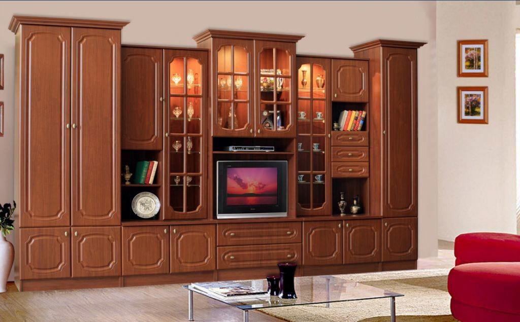 Покупаем новую мебельную стенку