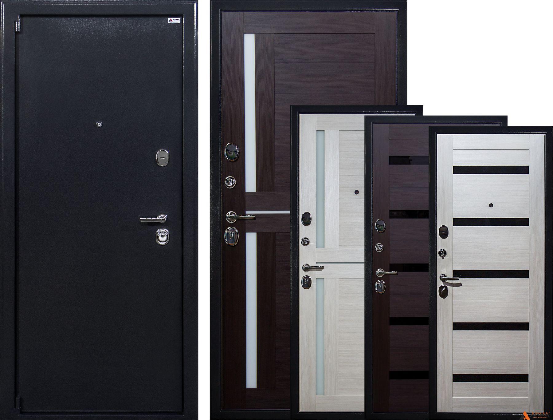 Стальная дверь – подходящий выбор для дома?