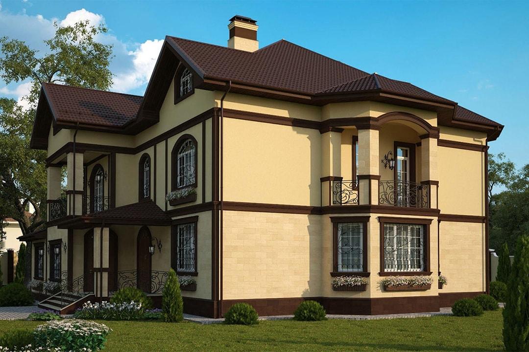 Как вернуть фасаду своего дома первозданный вид?