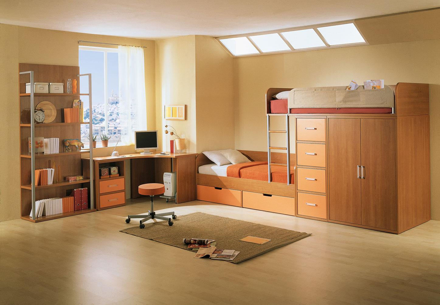 Как выбрать подходящую мебель для детской комнаты