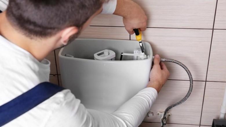 Как отремонтировать прокладку для смыва?