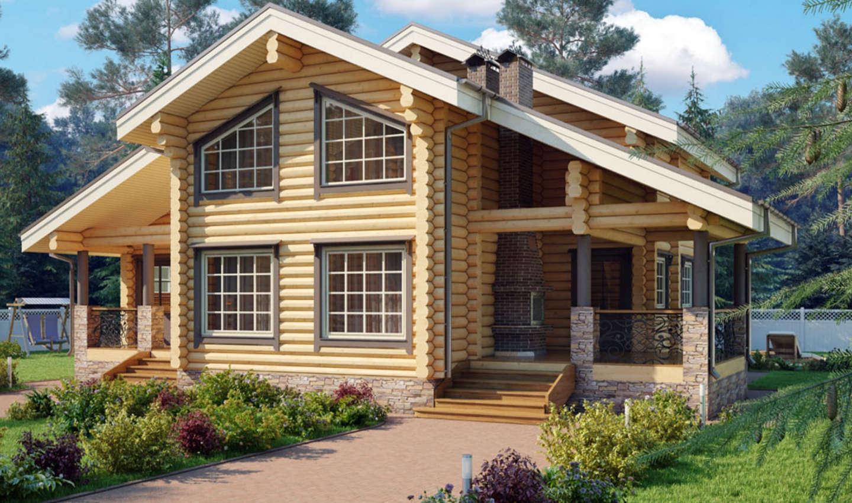 Почему деревянные дома стали сегодня очень популярными?